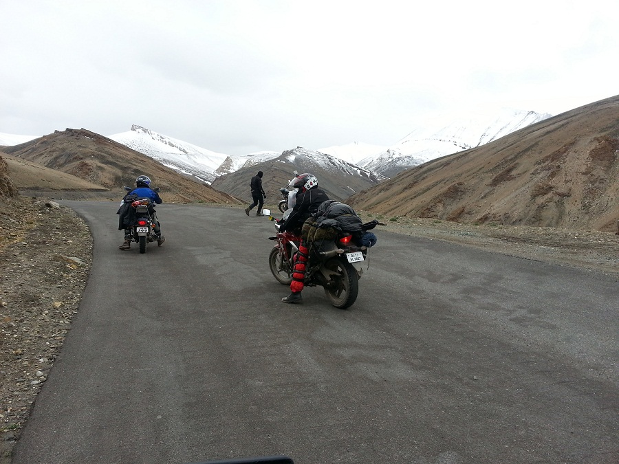 Motorable Pass Ladakh