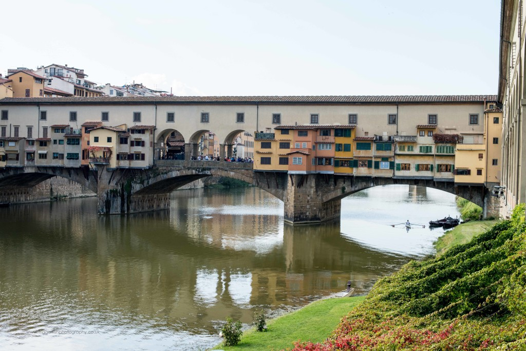 Ponte Vecchio by R Aspinall
