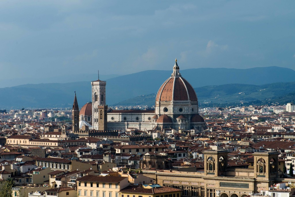 Florence by Richard Aspinall