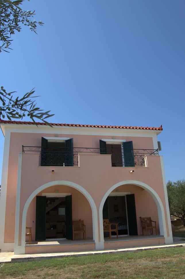 Villa at eco village Gerakas