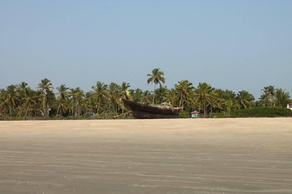 Majorda Beach stretch