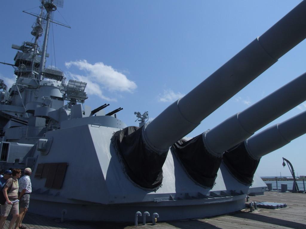 Battleship Memorial Park, Mobile