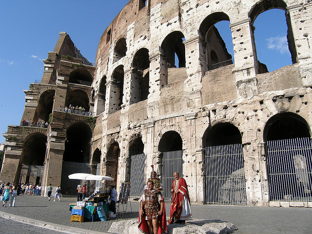 The Colosseum Rome