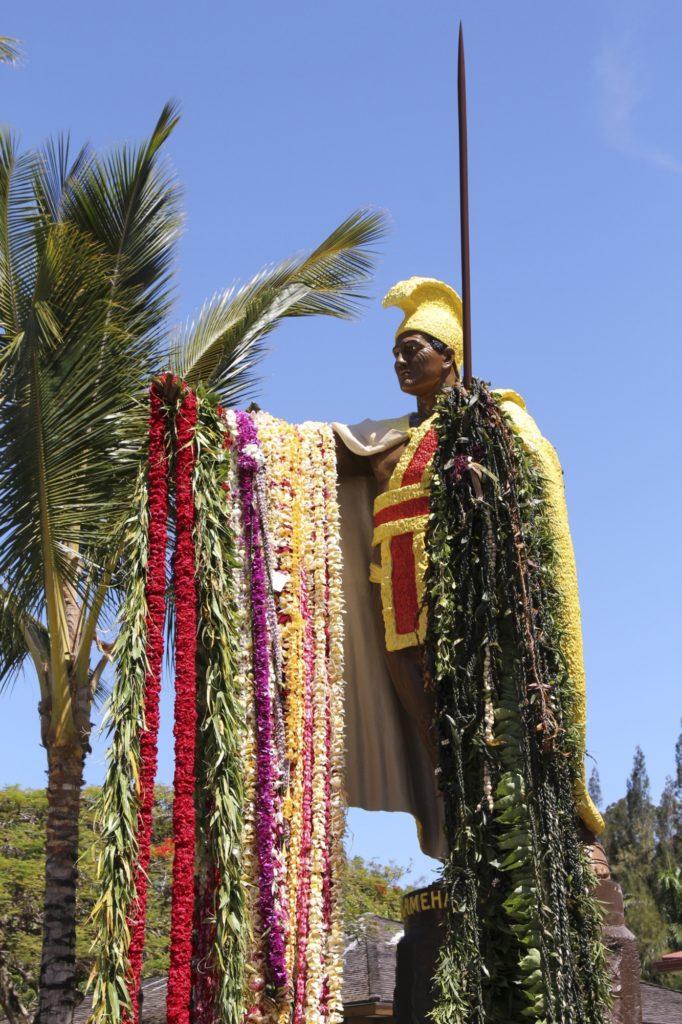 Kamehameha I Statue, Kapaau, North Kohala
