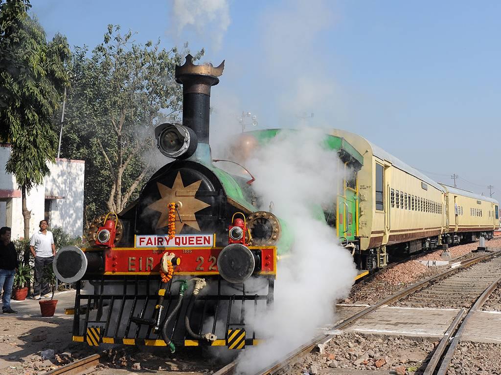 Fairy Queen Express India
