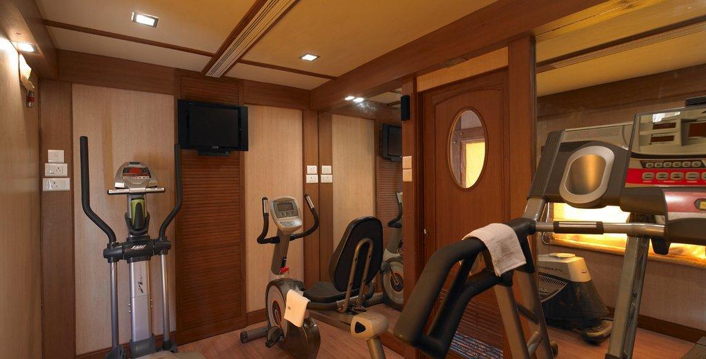 Golden Chariot Gym
