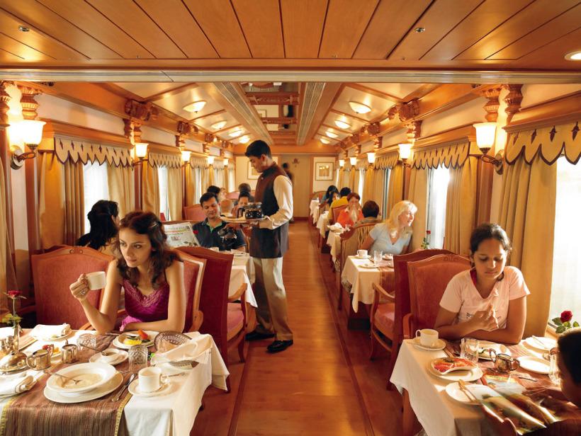 Royal Rajasthan on Wheels Restaurant