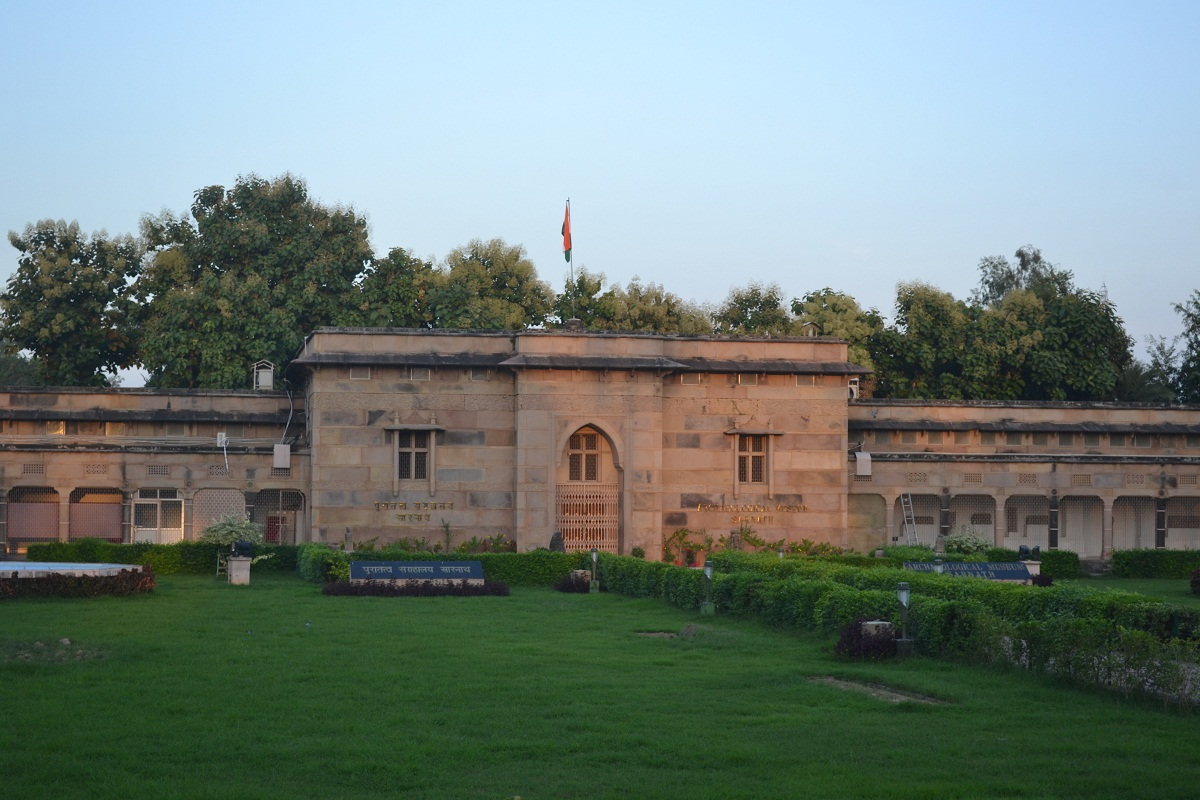 Sarnath Archaeological Museum