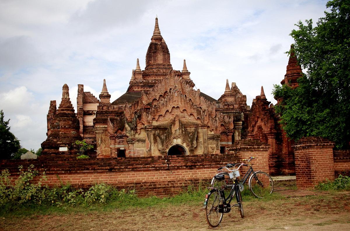 Bagan Temple, Myanmar